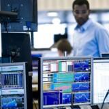 Mandag begyndte investeringsforeninger at lukke for handel på grund af de store udsving i kurserne på verdens børser. Arkivfoto: Jens Nørgaard Larsen/Ritzau Scanpix