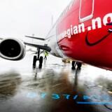 ARKIVFOTO 2015 af Norwegian-fly (Foto: Rune Feldt Rasmussen/Scanpix 2017)