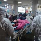 Hvis ikke vi isolerer os fra hinanden i måneder, risikerer vi, at presset på hospitalerne på toppen af udbruddet vil overstige kapacitetsgrænsen helt op til 30 gange. Dermed vil vi stå i en situation, der på alle måder vil være sammenlignelig med den på hospitalerne i udbruddets epicenter, Wuhan i Kina for få uger siden.