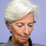 Formand for Den Europæiske Centralbank, Christine Lagarde, mener, at ECB skal bruge alle midler til at stoppe den økonomiske krise, men investorerne tager ikke godt imod hendes nye hjælpepakke.