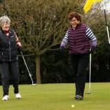 Pensionens størrelse kan være afgørende for, hvor meget golf der er råd til som pensionist. Lige nu går det den forkerte vej.