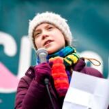 »Når Greta Thunberg siger, at vi skal gå i panik over klimakrisen, så er det jo præcis det her, hun mener. At klimakatastrofen ligesom coronakrisen skal rydde alle overskrifter,« skriver Tim Whyte.