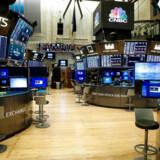 Gulvhandlen på New York Stock Exchange blev suspenderet i denne uge, efter at en aktiehandler blev testet positiv for coronavirus.
