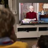 Da dronning Margrethe 13. marts talte til danskerne, nåede netværkstrafikken en ny rekord. Hos internetudbyderen Waoo var 85 procent af nettets kapacitet i brug under talen.