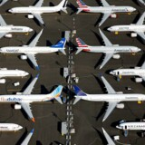 Boeing har bedt om hjælp som følge af coronakrisen, men var allerede i store problemer før, den globale flytrafik stoppede. Samtidig har man de seneste fem år givet 50 milliarder dollar til aktionærerne. De ville have hjulpet godt på kistebunden i dag.