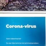 Danmark lukker ned på grund af coronavirus. Det betyder også, at der ikke bliver adgang til den ellers så populære allé med blomstrende kirsebærtræer på Bispebjerg Kirkegård i København.