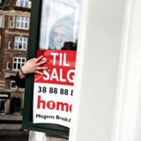 De højere renter rammer især de dyre ejerlejligheder i København. Arkivfoto: Mathias Bojesen/Ritzau Scanpix
