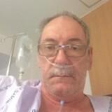 Morten Schuldt-Jensen på hospitalet i Thailand.