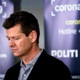 »Der er ingen tvivl om, at vi har begået fejl, og det vil vi komme til fremadrettet. Der er også ting, jeg ville have gjort anderledes, når jeg kigger tilbage,« siger Sundhedsstyrelsens direktør, Søren Brostrøm.