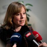 »Det her er ikke en kulturkrise, men en samfundskrise,« fastholder kulturminister Joy Mogensen.