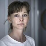 Christina Winsløw Jensen ejer wellnessklinikken Stillezonen. Hun er en af de små selvstændige, som stirrer store konsekvenser i øjnene på grund af virksomhedslukninger som følge af coronakrisen. Her ses hun i sine lokaler i klinikfællesskabet Chiline i Lyngby.