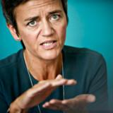 ARKIVFOTO: Midlertidig ordning, hvor staten kompenserer selvstændige med tab, har fået grønt lys fra Margrethe Vestager.