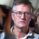 Den svenske statsepidemiolog, Anders Tegnell, er blevet det omstridte symbol på de svenske myndigheders særlige måde at håndtere virusepidemien på.