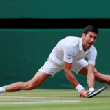 Det er endnu uvist, om Novak Djokovic får chancen for at forsvare sin Wimbledon-titel i 2020. Andrew Couldridge/Reuters