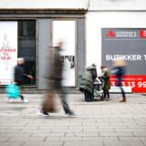 Ingen er interesserede i, at butikkerne kommer til at stå tomme, lyder det fra flere sider. Flere store, danske butikskæder forsøger at slippe for huslejen under coronakrisen. Arkivfoto: Ida Marie Odgaard/Ritzau Scanpix