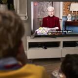 Dronning Margrethes ekstraordinære tale til Danmark 17. marts samlede det største seertal på almindeligt TV siden 1992.