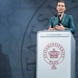 Statsminister Mette Frederiksen udtrykte forsigtig optimisme på sit pressemøde i mandags. En gradvis genåbning af Danmark kan blive aktuel efter påske, hvis coronatallene holder, var budskabet.