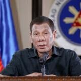 Rodrigo Duterte, Filippinernes præsident, vil slå hårdt ned på brud på nedlukninger og udgangsforbud.