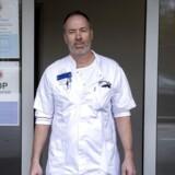 Thomas Benfield er professor i smitsomme sygdomme og chef ved Hvidovre Hospital, som står i spidsen for et nyt stort forsøg, som netop er blevet godkendt. Arkivfoto.