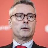 Henrik Sass Larsen advarer mod nye skattestigninger oven på coronakrisen. Arkivfoto: Mads Claus Rasmussen/Ritzau Scanpix