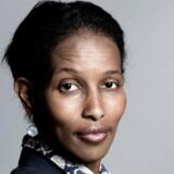 Forfatteren Ayaan Hirsi Ali.