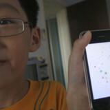 Den unge programmør, Lim Ding Wen.