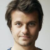 Jacob Ludvigsen, filmredaktør på Soundvenue.