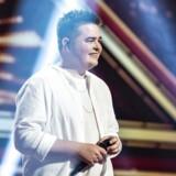 X-Factor semifinale den 24. marts 2017. Her er det Morten Nørgaard.