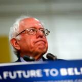 Ved tirsdagens primærvalg tabte Bernie Sanders i fire ud af fem delstater - heriblandt netop Connecticut og Maryland - og kunne dermed se hullet op til frontløber Hillary Clinton blive større.