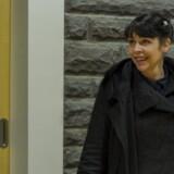 Medstifter af Piratpartiet i Island Birgitta Jónsdóttir har opgivet at danne ny regering efter valget i oktober. Arkivfoto Scanpix/Geirix