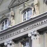 Den schweiziske nationalbank (SNB) hentede sidste år alt det tabte og lidt mere til hjem igen, efter at banken måtte sluge en valutalussing på 23 mia. schweizerfranc - eller 166,5 mia. kr. - i 2015.