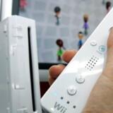 Salget af Nintendos Wii-spillekonsol går forrygende. Foto: Yuriko Nakao, Reuters/Scanpix