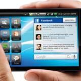 Den er noget mindre end Apples iPad, men Dells Streak er blevet godt modtaget. Foto: Dell