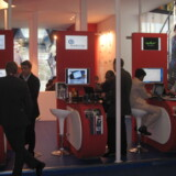 Den danske stand på Mobile World Congress