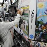 Interessen for Nintendo er stadig stor, men pengene følger ikke med. Foto: Everett Kennedy Brown, EPA/Scanpix