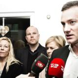 Rasmus Jarlov, landbrugsordfører for de Konservative. 22. december 2015.