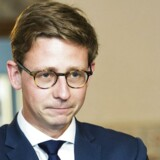 ARKIVFOTO. Statens egen advokat, Kammeradvokaten, retter hård kritik af Skat i ny undersøgelse. (se Ritzau historie 070312) Skatteminister Karsten Lauritzen på Christiansborg onsdag den 26. august 2015.