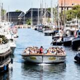 Kanalrundfarten kan fremover kombineres med en tur i Tivoli, allerede når billetten købes. Foto: PR