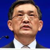 Kwon Oh-hyun, der fylder 65 på søndag, blev udnævnt til administrerende direktør i juni 2012.