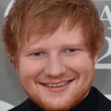 Ed Sheeran er i øjeblikket aktuel med sit tredje album. Scanpix/Niklas Halle''n