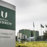ARKIVFOTO: Royal Unibrew - Faxe Bryggeri