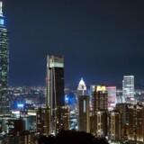 Arkivfoto fra Taipei, Taiwan: Verdensbanken spår nu, at den økonomiske vækst verden over vil miste fart.
