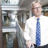 Jyske Bank-topchef, Anders Dam: Vi forsvarer vores investering i Nordjyske Bank. Arkivfoto.