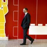 business magasin Jørgen Vig Knudstorp har siden 2004 været administrerende direktør i LEGO
