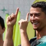 Cristiano Ronaldo scorede fire mål i gruppespillet ved VM. Grigory Dukor/arkiv/Reuters