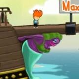 Selvom det danske computerspil Max and the Magic Marker hverken er noget voldeligt eller kontroversielt spil, er spillet alligevel kommet i karambolage med det amerikanske censur-korps.