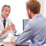 Den almindelige test kan ikke spore sygdommen.