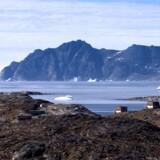 Torsdag blev den varmeste juni-dag nogensinde målt i Grønland, oplyser DMI. Free/Colourbox