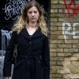 Karina Pedersen er forfatteren bag den omdiskuterede bog, Helt ude i hampen.