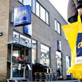 Døgn-Netto på Frederikssundsvej i Københavns nordvestkvarter har haft store problemer med lokale drengebander, der plyndrer butikken.